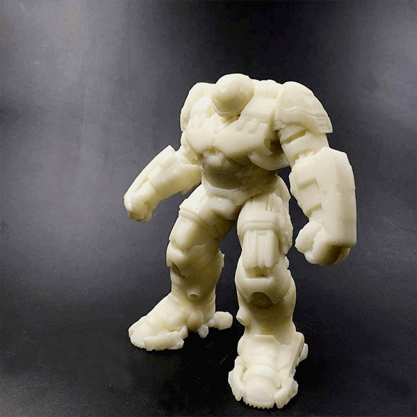Custom toy figure prototyping